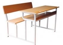Bàn ghế học sinh BHS-009